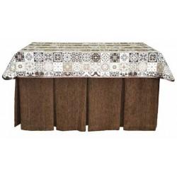 Mesa camilla modelo Mosaico