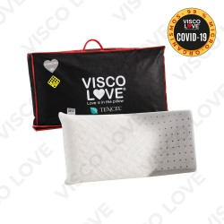 Almohada Visco Love Carbono...