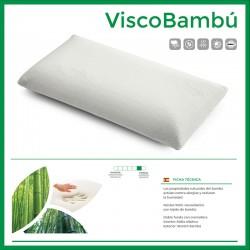 Almohada Korflex Visco Bambú