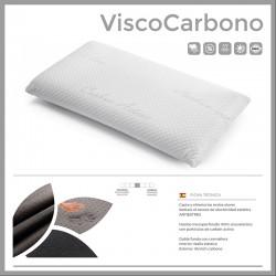 Almohada Korflex Visco Carbono